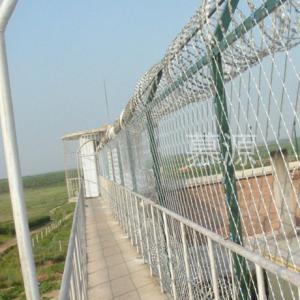 刀刺隔离网应用于监狱看守所隔离防护优势