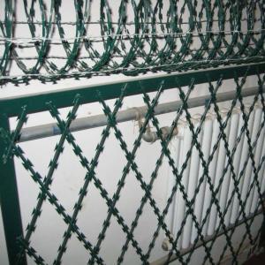 慕源监狱刀刺隔离网防攀爬能力更强