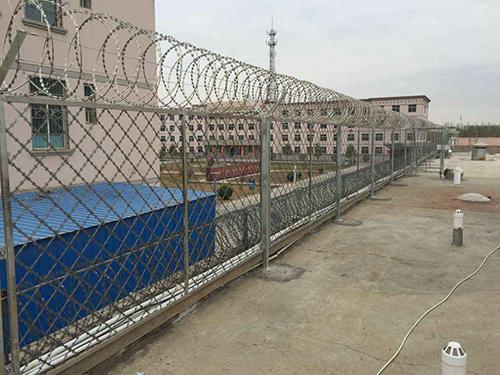 监狱隔离网图2