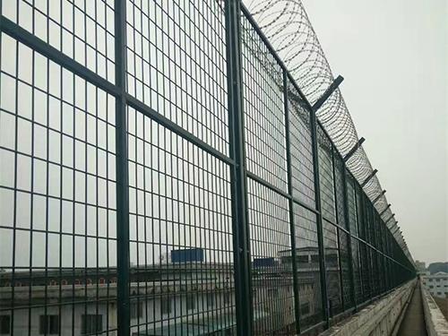 监狱隔离网图6