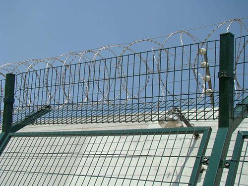 监狱钢网墙图2