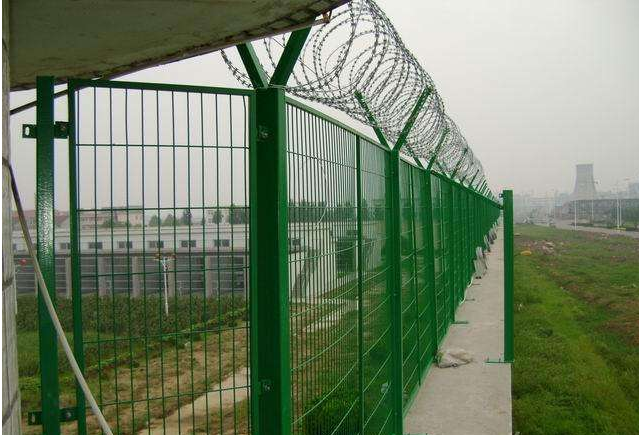 监狱钢网墙5
